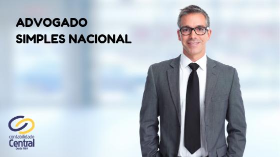 Advogado Simples Nacional